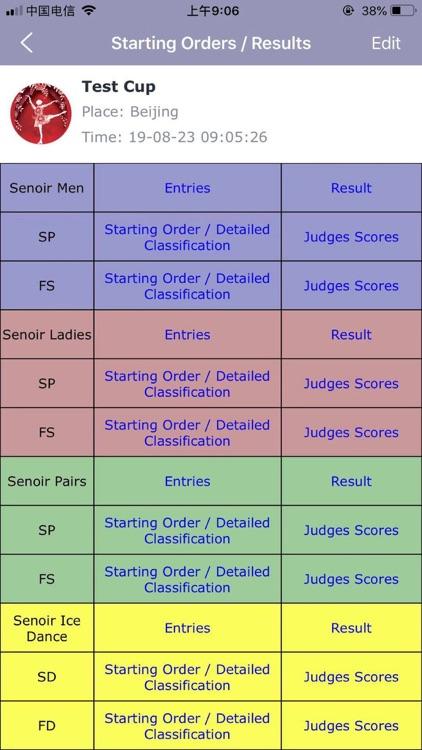Figure Skating Judge screenshot-4