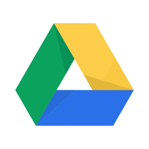 Google Drive free software for iPhone and iPad