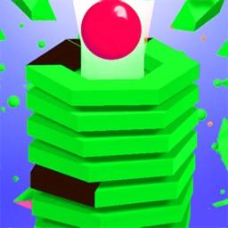 Stack Fall 3D -Balls Blast