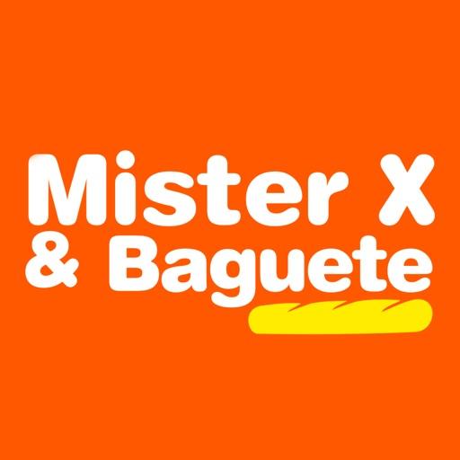 Mister X & Baguete