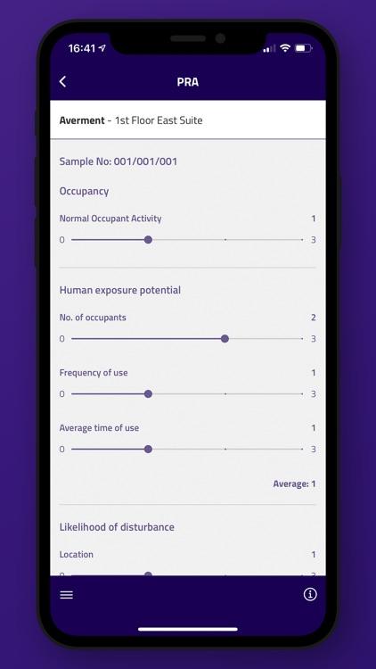 SurveyIT - Asbestos screenshot-3