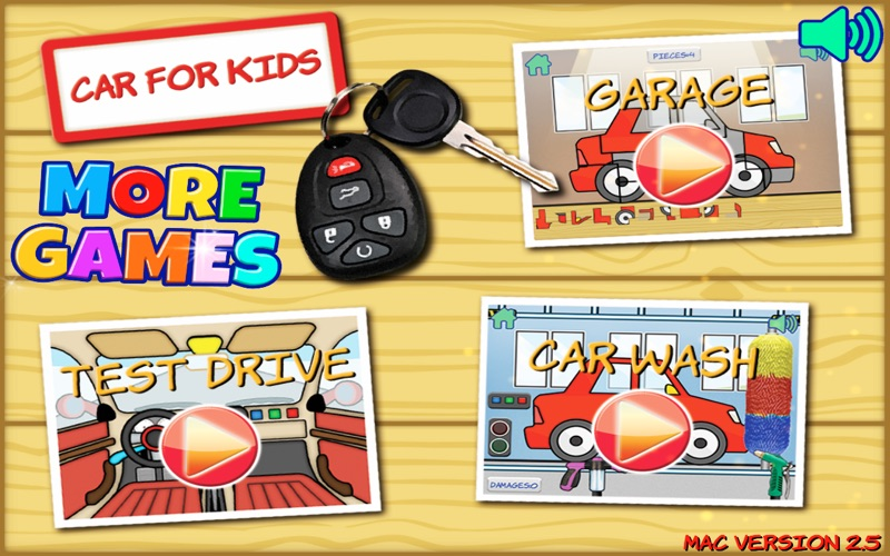 Car For Kids screenshot 1