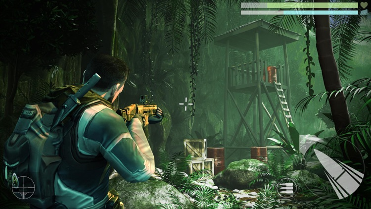 Cover Fire: Shooting Games 3d screenshot-0
