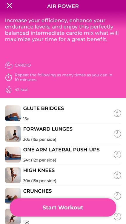 Weight Loss Fitness for Women screenshot-3