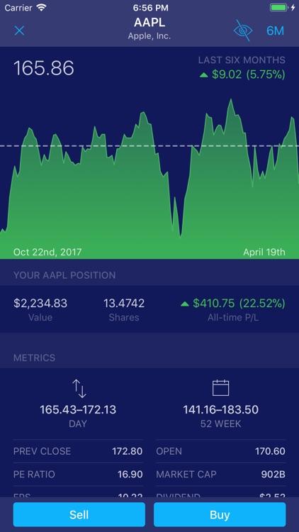 Beanstox Trade screenshot-3