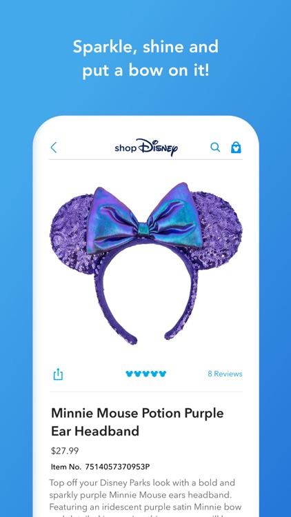 Shop Disney screenshot-3