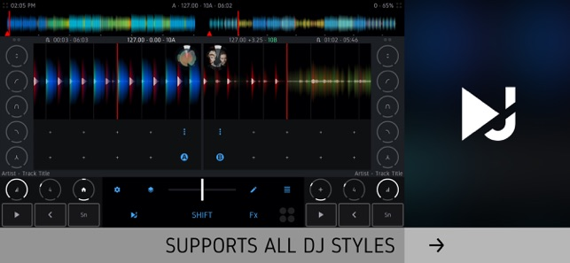DJ Player Professional on the App Store