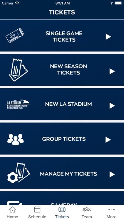 Los Angeles Rams screenshot-3