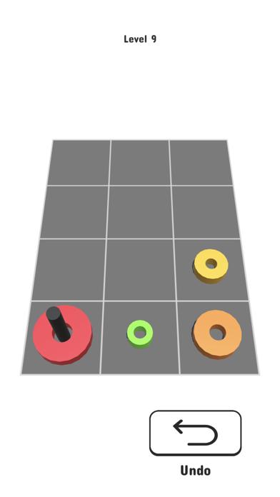 Stack Merge 3D screenshot 1