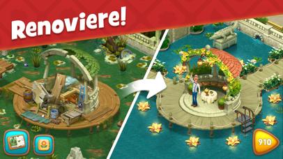 Screenshot for Gardenscapes in Austria App Store