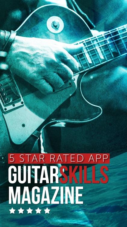 AA Guitar Skills Magazine screenshot-0