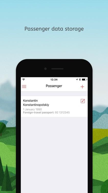 Rail Russia – train tickets screenshot-4