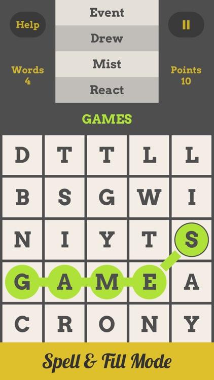 Spell Grid screenshot-3