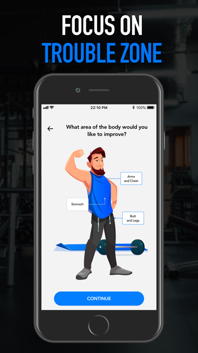HomeFit Men: Home Workoutsのおすすめ画像5