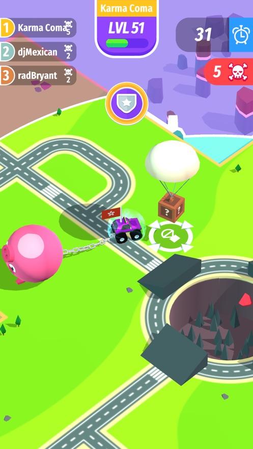 Crash Drivers App 截图
