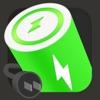 バッテリー長持ち!電池の劣化を節約,節電する充電ウィジェット