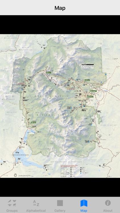 Rocky Mountain NP Field Guide screenshot-9