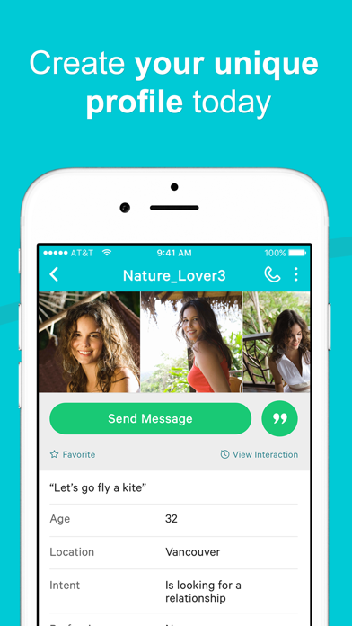 POF Dating by PlentyOfFish (iOS, United States) - SearchMan