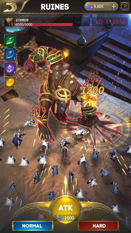 Conquerors: Golden Age screenshot-5