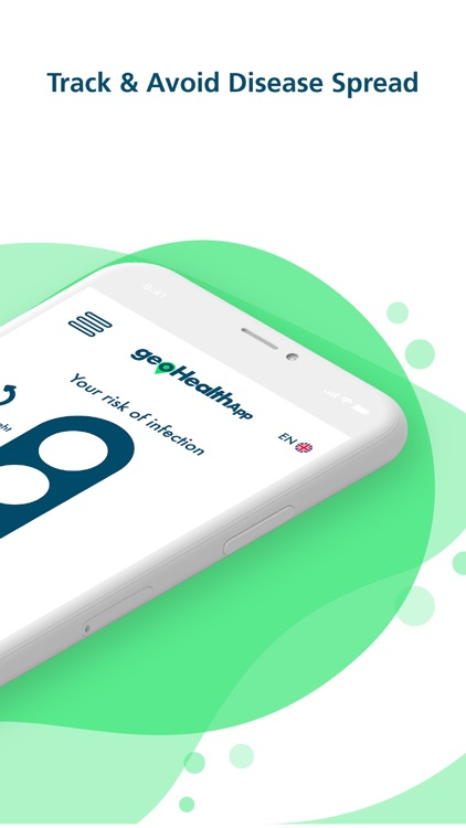 geoHealthApp Covid19 Tracker