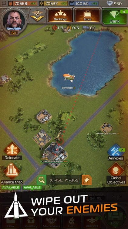 Soldiers Inc: Mobile Warfare screenshot-3