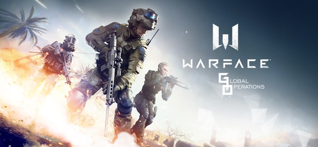Warface: Global Operations on the App Store
