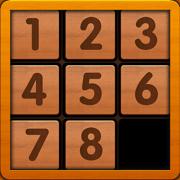数学华容道 - 经典数字方块烧脑游戏