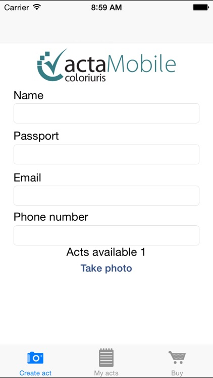 Acta Mobile