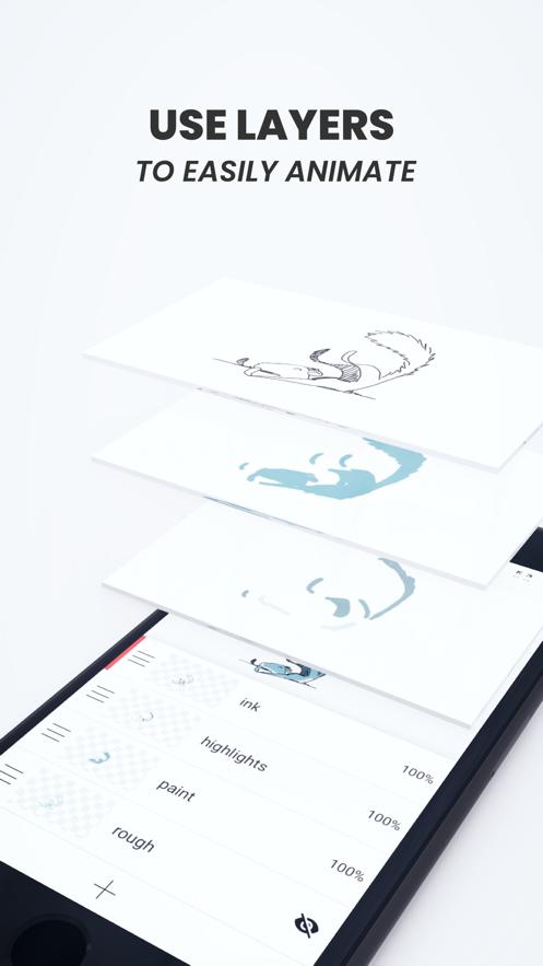 FlipaClip: 卡通动画工作室-4