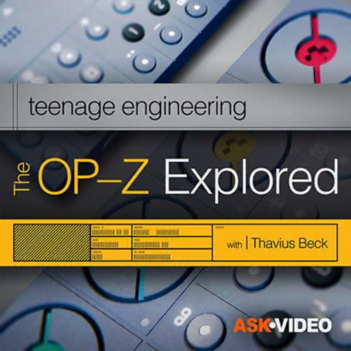 OP-Z Explored Course By AV