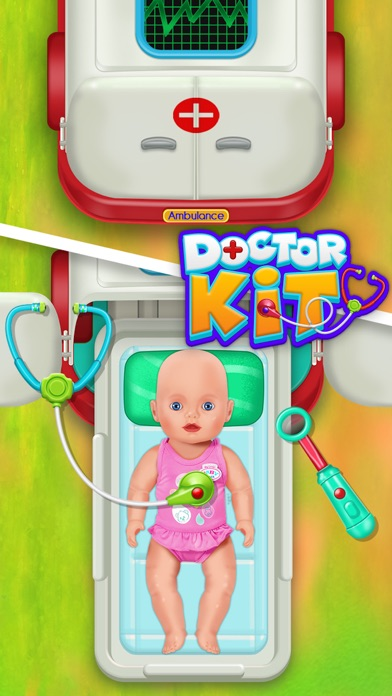 Doctor kit toys - Doctor Game screenshot 4