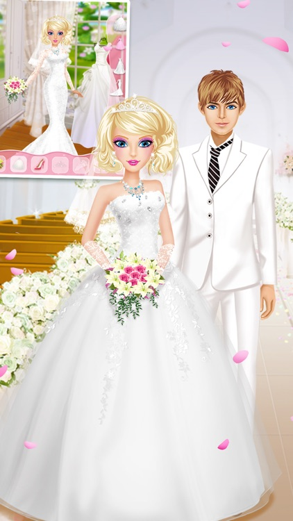 Princess Salon World screenshot-4