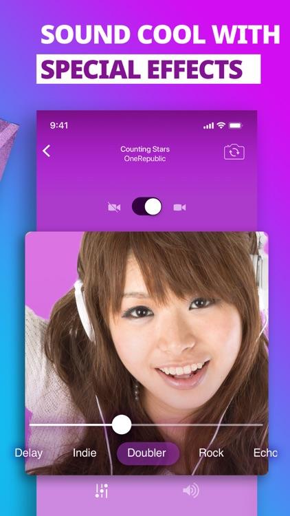 Karaoke - Singing Songs screenshot-3