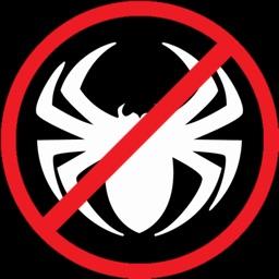 Kill the spiders! Black Widow