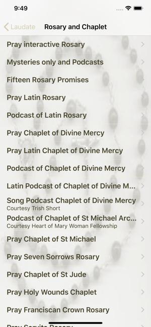 Laudate Aplicación Católica En App Store