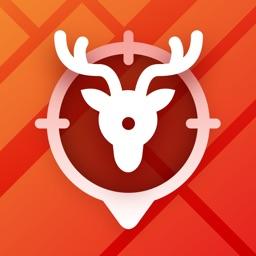 Hunting Maps — Spots & Advice