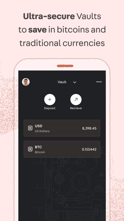 Xapo screenshot-4