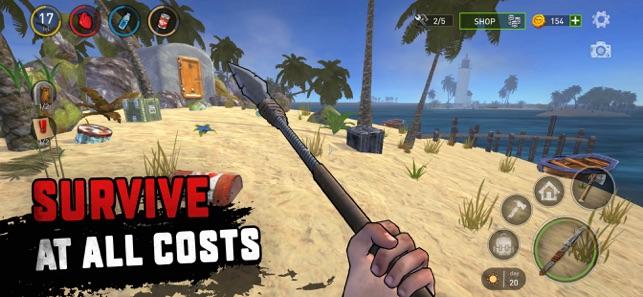 Raft Survival - Ocean Nomad on the App Store