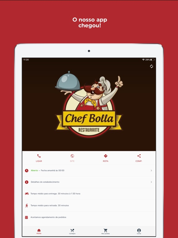 Chef Bolla screenshot 7