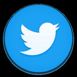 Ícone do app Twitter for Mac