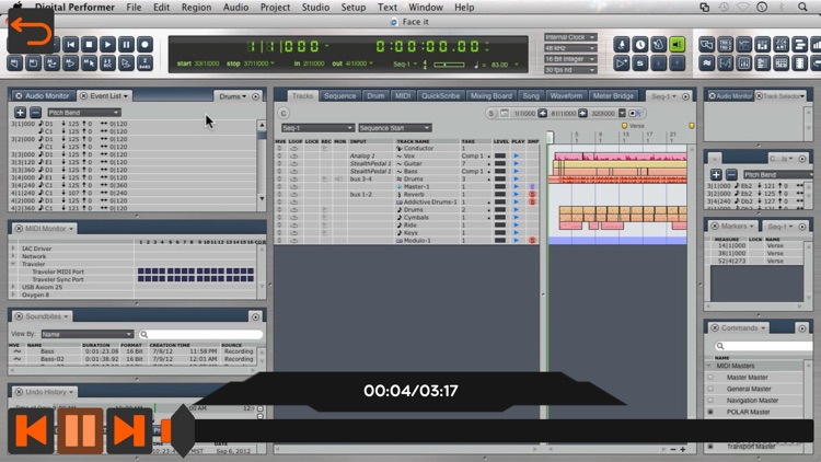 DP8 MIDI Course By Ask.Video screenshot-3