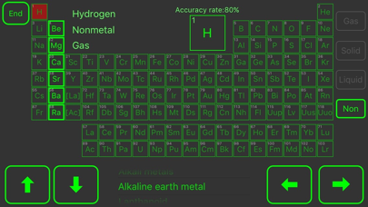 Learn science element symbol screenshot two