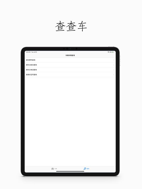 车辆信息记录与查询系统 screenshot 6