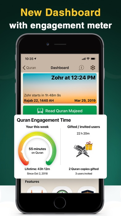 Quran Majeed Pro Ramadan 2020 review screenshots