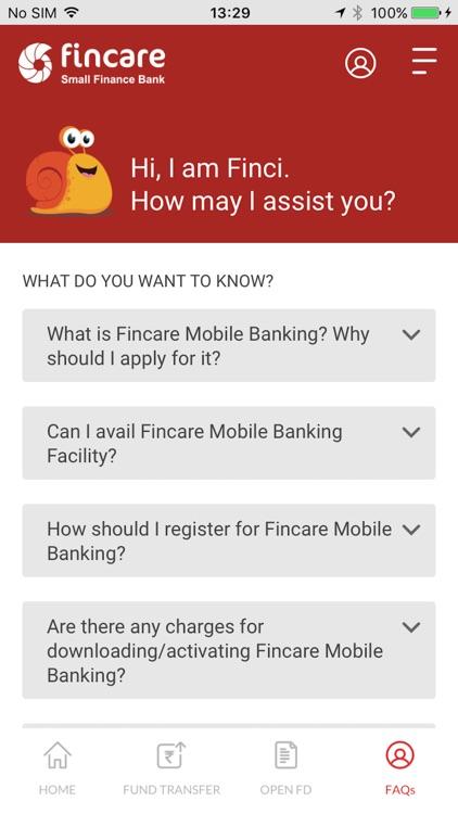 Fincare Mobile Banking screenshot-4