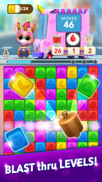 Ty Beanie Blast - Puzzle Game screenshot-4