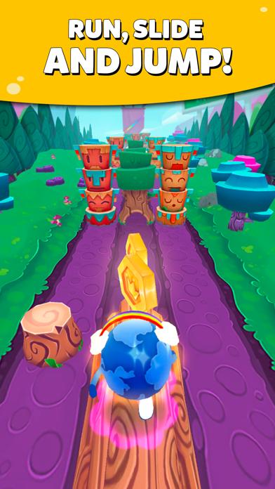Triviatopia Run screenshot 2