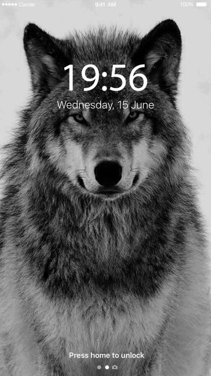 Lone Wolf Wallpapers screenshot-4