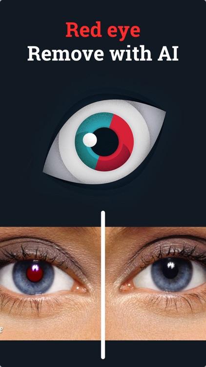 Red eye corrector゜