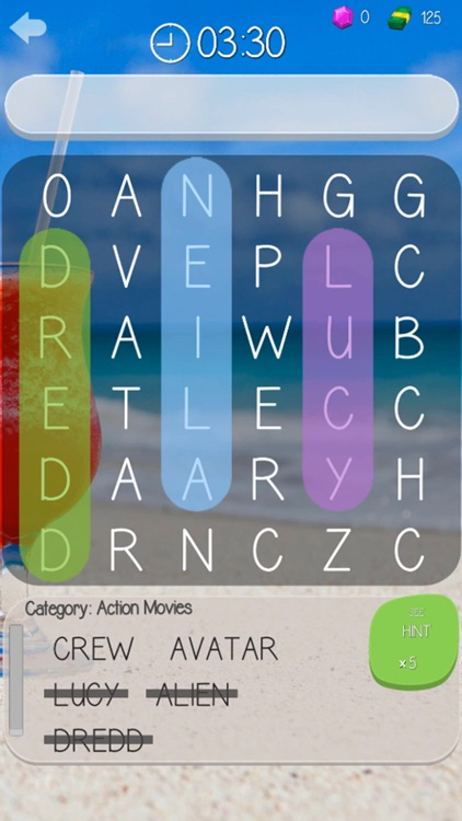 Epic Word Search Puzzles